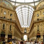 Viktor-Emanuel-Galerie (Galleria Vittorio Emanuele II)