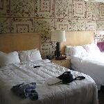 英列特大厦套房酒店