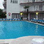 Der Pool ( waren nie drin)
