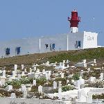 cimetière marin et phare