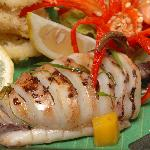 Taste the nutritious seafood at Apple Tree resort & Hotel