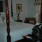 Lewis Room bed