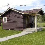 State Game Lodge Cabin