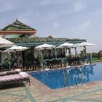 Terrasse Pavillon du Golf
