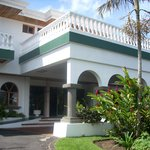 Front of Hotel Buena Vista