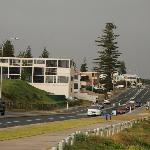 street on Cottesloe Beach