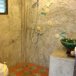Garden View Bathroom
