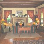 Living Room - if you like craftsman bungalows you will appreciate this home
