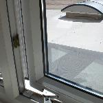 Window opens fractionally