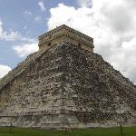 Site de CHICHEN ITZA un des plus gros site de temples