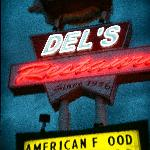 Dinner at Del's down the street
