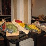 Italian Buffet at Assa Massa restaurant