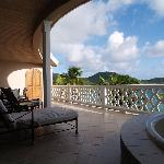 Morris Bay Balcony with Jacuzzi tub