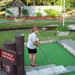 Sandwich Mini Golf
