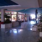 réception et hall d'accueil