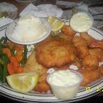 Shrimp Box dinner