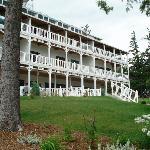 The condo suites