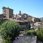 Parador and village