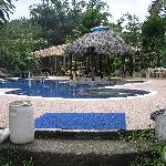 Pool area-La Isla Hosteria