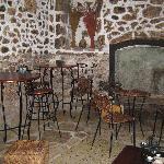 Bar im Keller