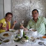 Elena et Florencio Gomez