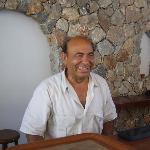 Antonis - owner of the Anezina