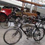 Riga's motor producing companies started out as bicycle makers
