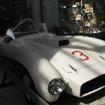 Soviet racecar