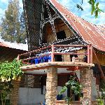 Batakhouse at Theysza