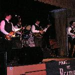 Beatles Tribute band one night