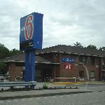 Motel6 Lewiston exterior