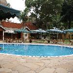 Kibo pool