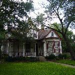 Brava House from Blanco Street