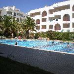 piscine et résidence