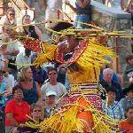Apache Hoop Dancer