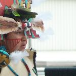 Hopi Senom Dancer