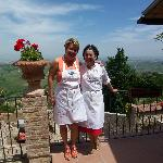 Cooking at LaCosta