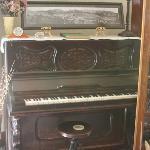 Estes' first piano