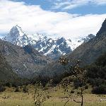 Cordillera Blanco Trail