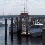 Cumberland Island boat