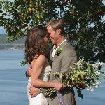 Sea, sky, mountains, trees, weddings!