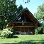Paul Bunyan cabin