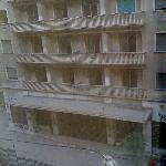 Hotel Alassia - View from rm 310
