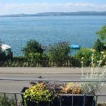 View from Poppy balcony