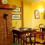 Small Corner of Breakfast Room