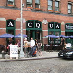 Acqua at South St. Seaport