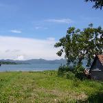 Lake view from Kedisan Village