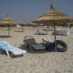 Hoteleigener Strand