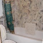 Bathroom, Western Inn, WInona