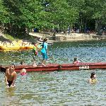 pond paddle boats